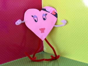 Thumbnail image for Valentine's Day Craft: Valentine Buddy
