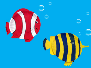 Thumbnail image for Fishy Friends Craft