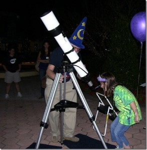 Halloween Astronomer