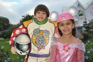 Halloween Bro & Sis