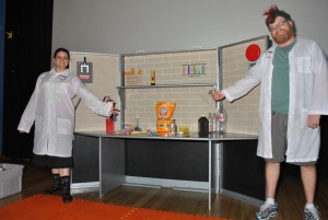 Halloween Mad Scientists 4