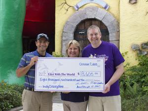 Thumbnail image for Theme Park Enthusiasts Raise Money for GKTW