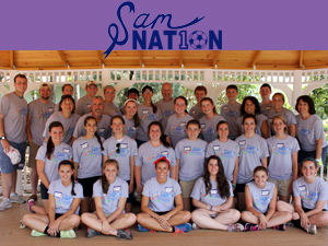 Thumbnail image for Sam Nation Gives Back to GKTW