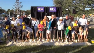 IHG Groundbreaking Ceremony