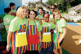Orlando volunteer singles