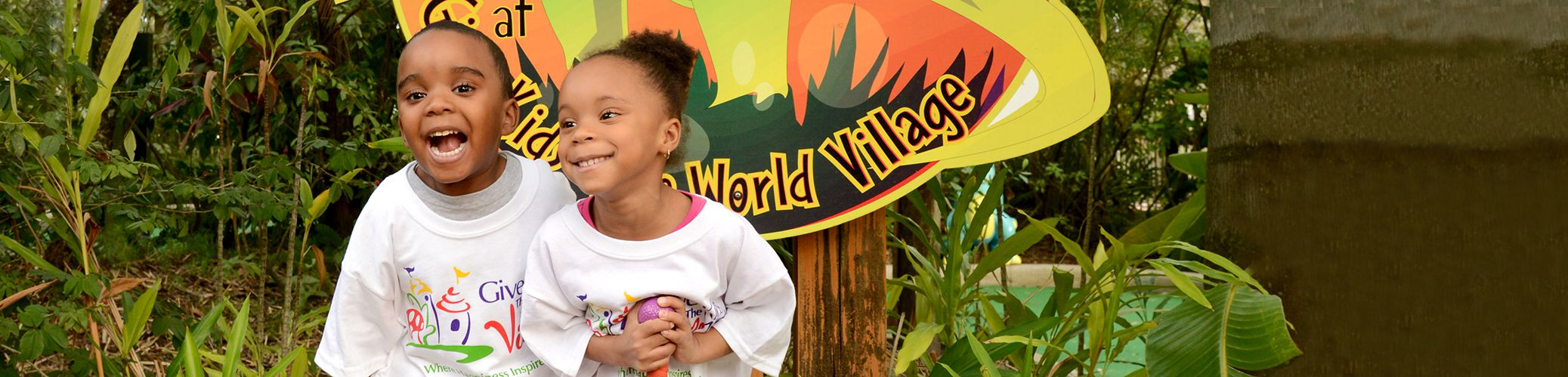 Children's Charity - Give Kids The World Village