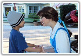 Walt Disney World Resort Is A Founding Partner Of Give Kids The Village And Its Commitment To Our Cause Remains As Strong Ever